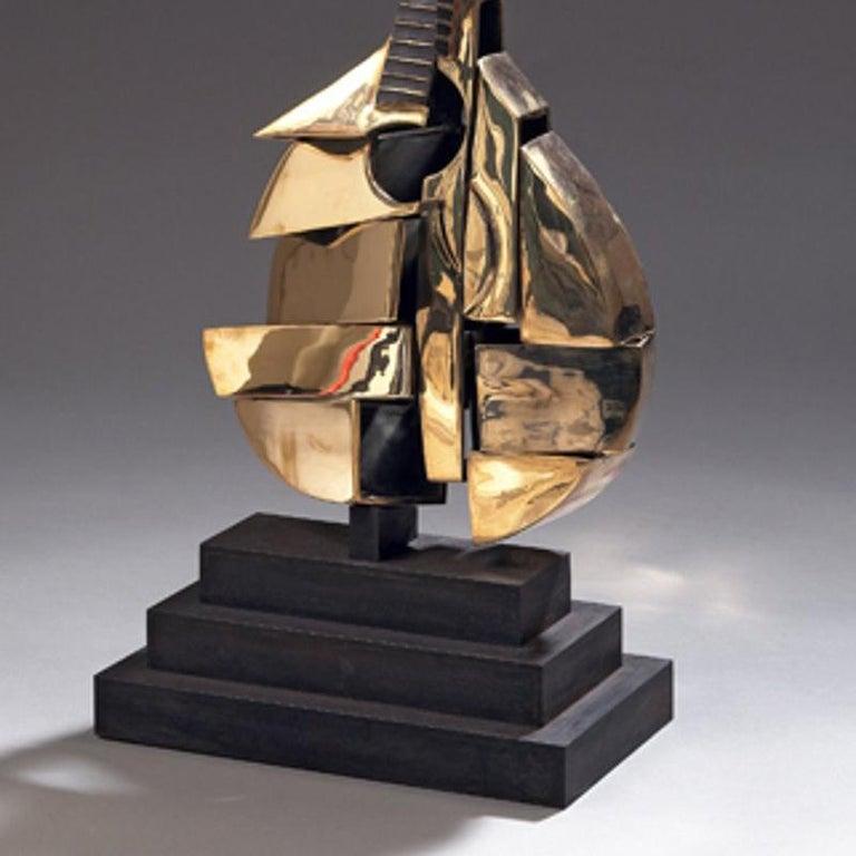 Arman - Bronze Sculpture - Portuguese Guitar For Sale 1