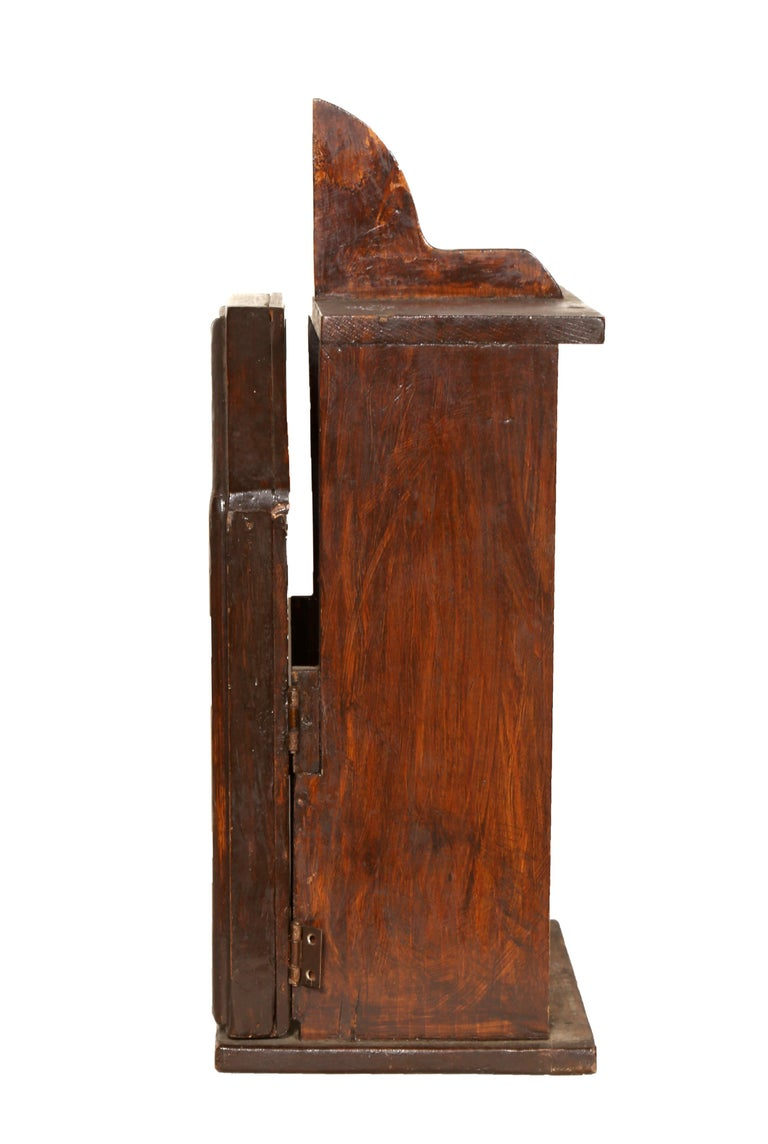 Pencils in a Wooden Box, Mixed Media Sculpture by Arman For Sale 3