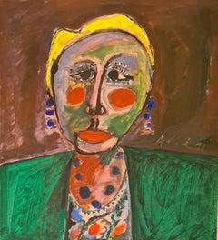 Expressionist Portrait Paintings