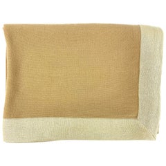 Beige Pillows and Throws