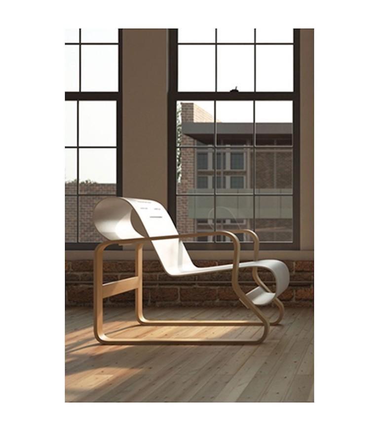 Mid-Century Modern Armchair 41