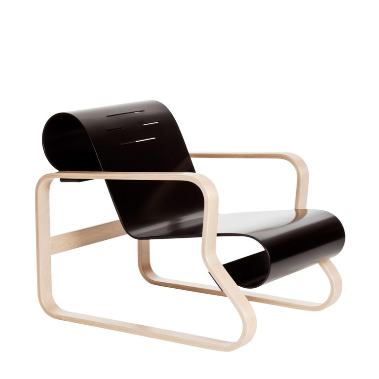 Lacquered Armchair 41