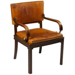 Armchair, Attributed to Bent Helweg-möller, Sweden, 1930s