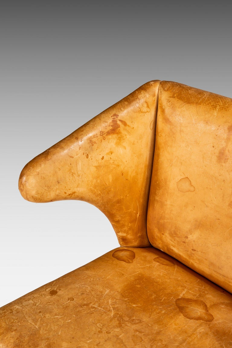 Armchair Attributed to Frits Henningsen by cabinetmaker Frits Henningsen For Sale 2
