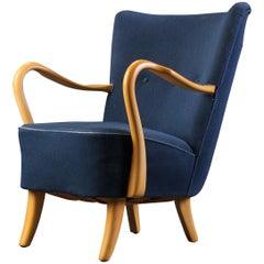 Armchair by Alfred Christensen