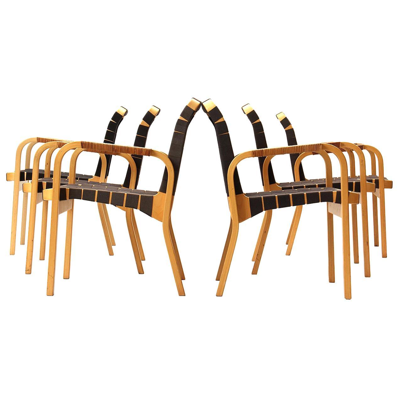 Armchair by Alvar Aalto