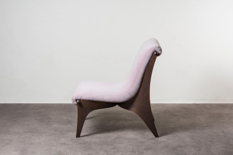 Modern Armchair by Analogia Project For Sale