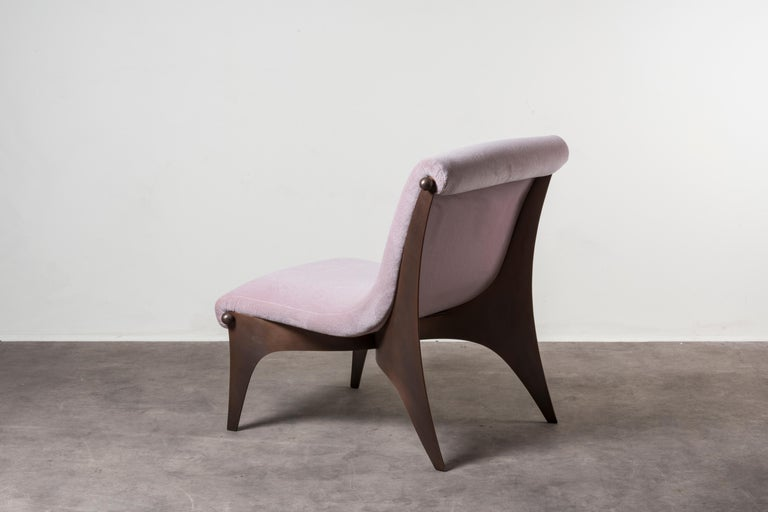 Italian Armchair by Analogia Project For Sale