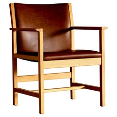 Armchair by Borge Mogensen for Fredericia