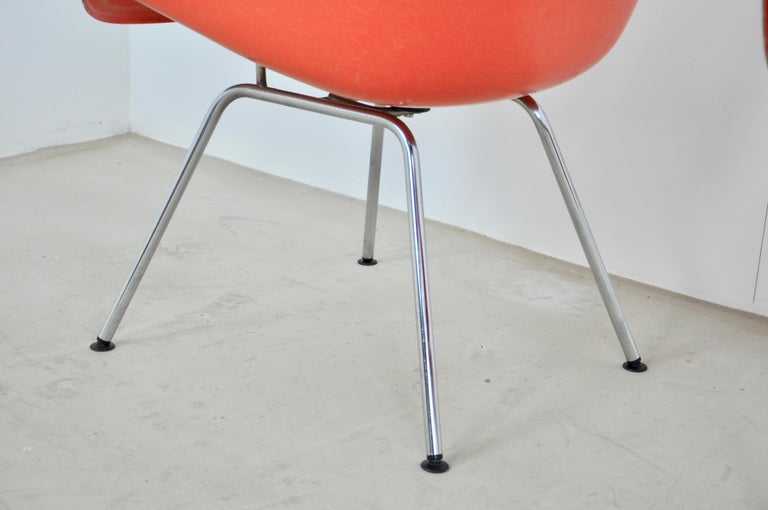 Armchair by Charles & Ray Eames for Herman Miller, 1970s For Sale 7