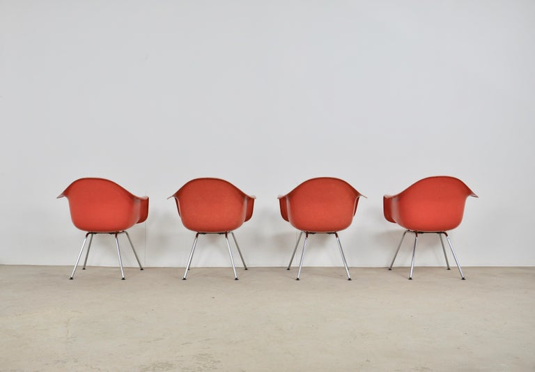 Late 20th Century Armchair by Charles & Ray Eames for Herman Miller, 1970s For Sale
