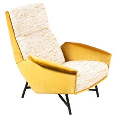 Armchair by Claude Delor, circa 1950
