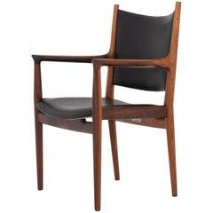 Armchair by Hans J. Wegner.