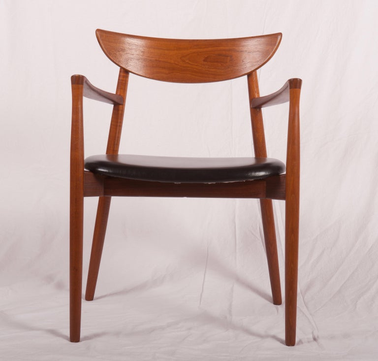 Armchair by Harry Østergaard, Denmark, Early 1960s For Sale 5