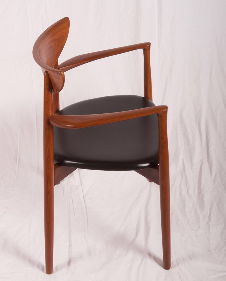 Armchair by Harry Østergaard, Denmark, Early 1960s For Sale 1