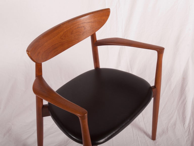 Armchair by Harry Østergaard, Denmark, Early 1960s For Sale 2