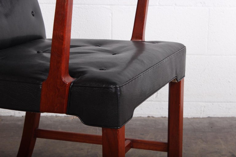 Armchair by Jacob Kjær In Good Condition For Sale In Dallas, TX