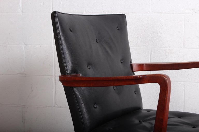 Mid-20th Century Armchair by Jacob Kjær For Sale