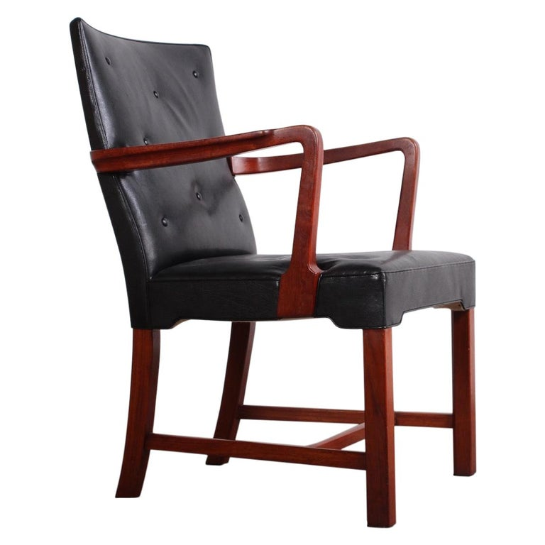 Armchair by Jacob Kjær For Sale