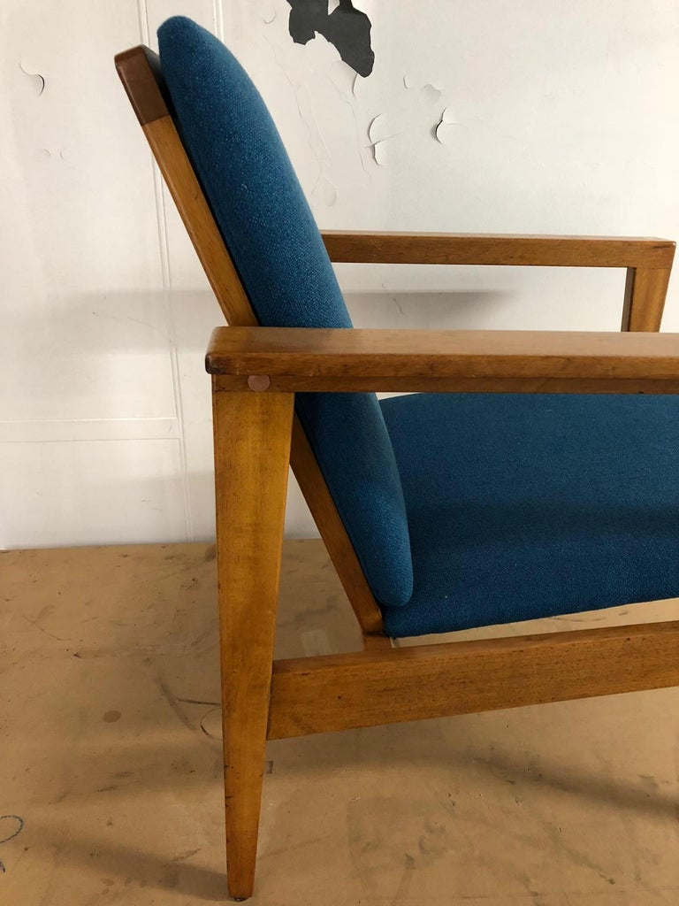 Armchair by José Espinho for Olaio, Portugal, 1960s In Good Condition For Sale In Paris, FR