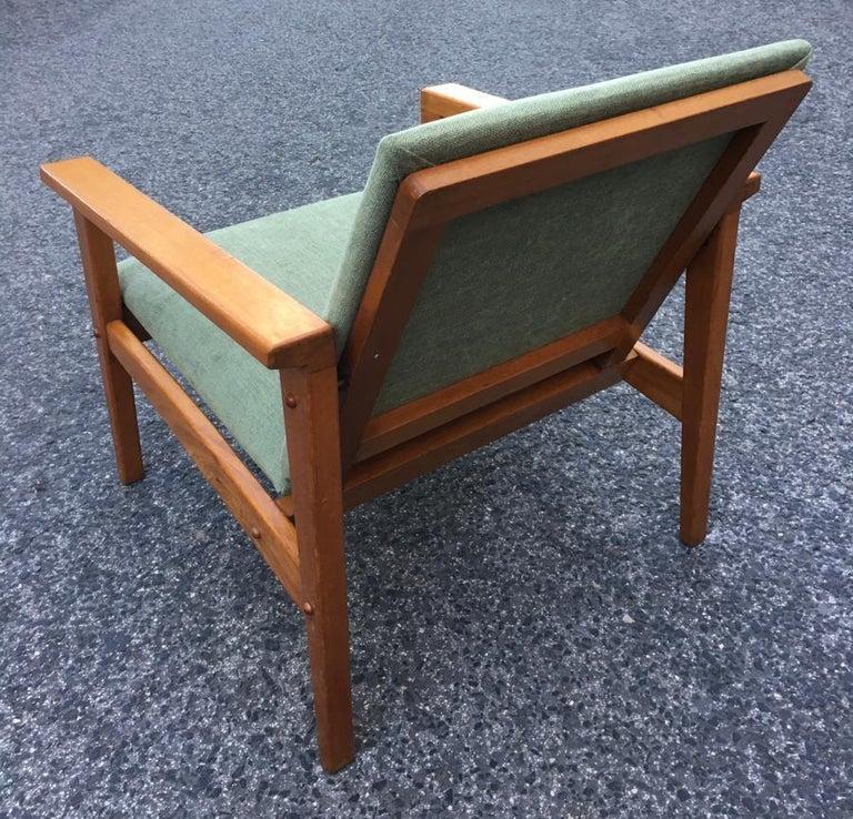 Armchair by José Espinho for Olaio, Portugal, 1960s For Sale 1