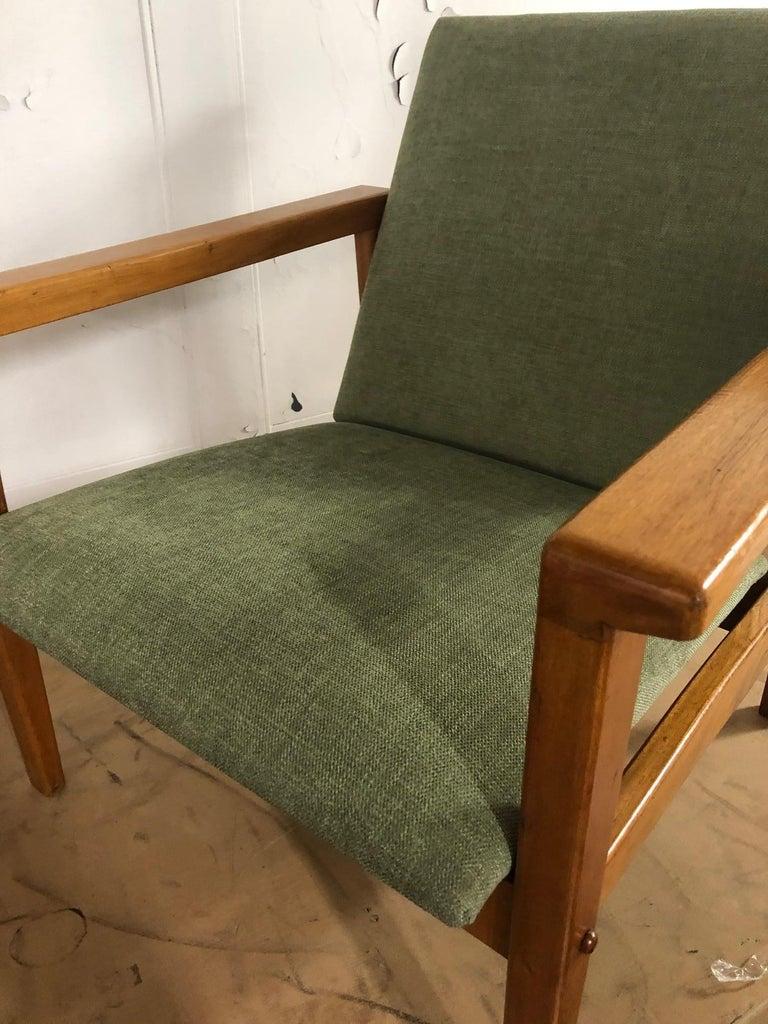 Armchair by José Espinho for Olaio, Portugal, 1960s For Sale 2