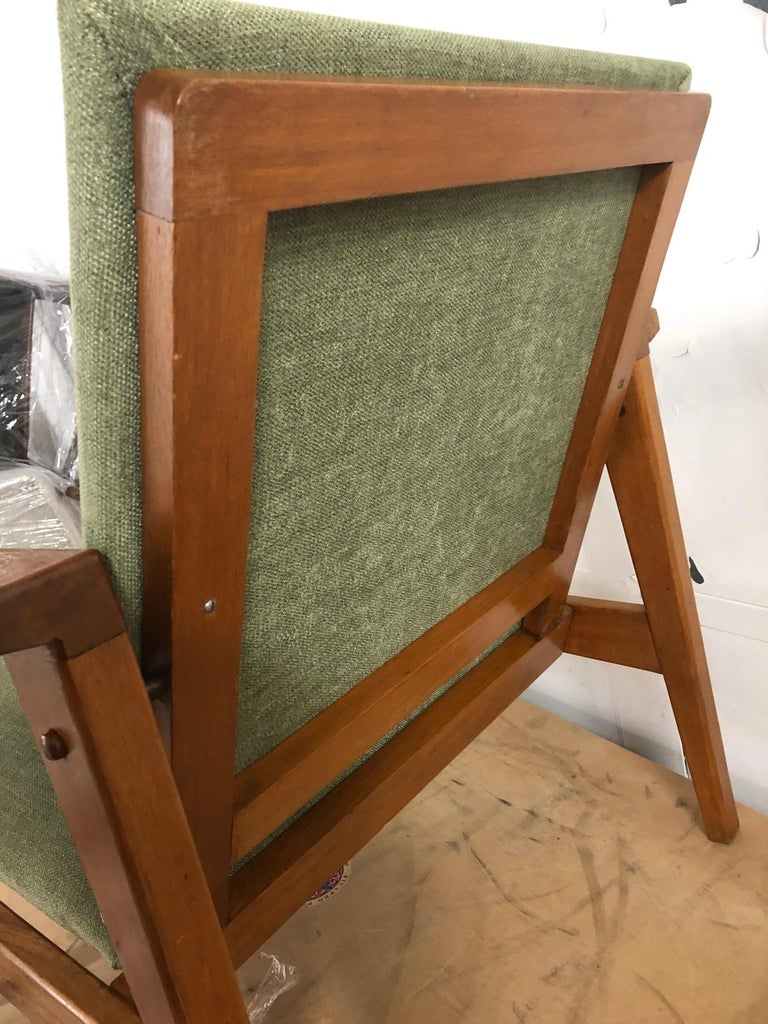 Armchair by José Espinho for Olaio, Portugal, 1960s For Sale 3