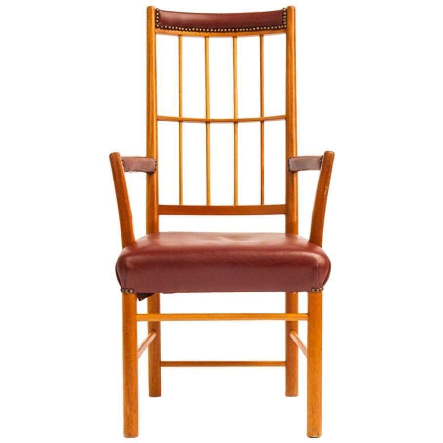 Armchair by Josef Frank for Svenskt Tenn