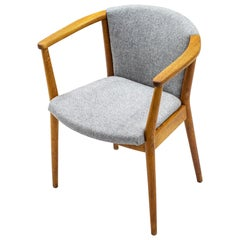 Armchair by Nanna Ditzel, Denmark, Danish Modern by Søren Willadsen, 1950s