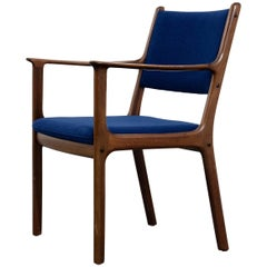 Armchair by Ole Wanscher for P. Jeppesens Møbelfabrik