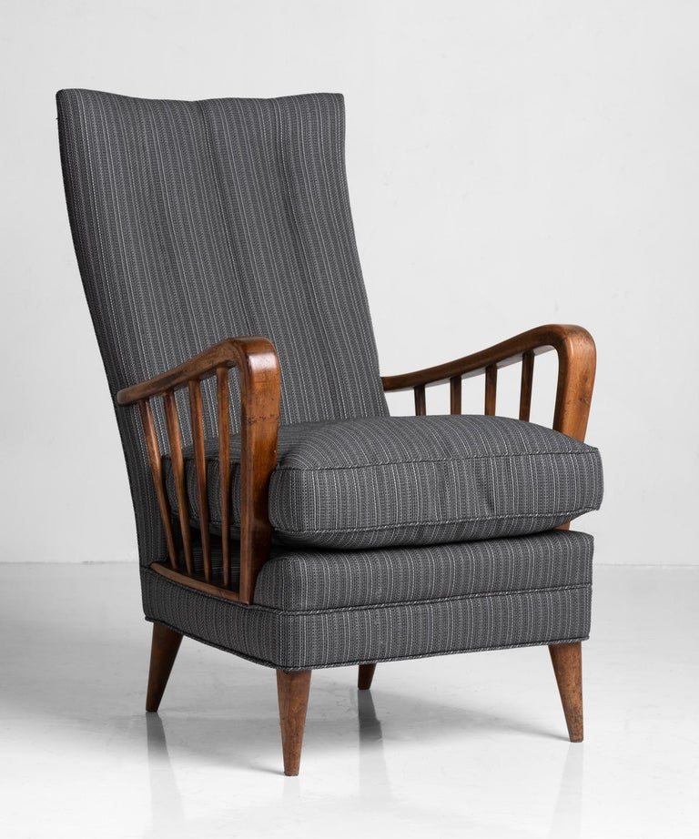 Armchair by Osvaldo Borsani, Italy, circa 1950