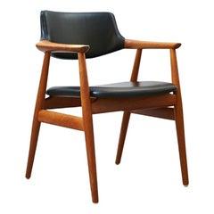 Armchair by Svend Age Eriksen, Teak, 1960s
