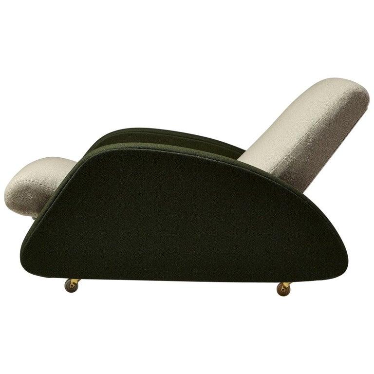 Armchair Designed by Bo Wretling for Otto Wretling, Sweden, 1930s For Sale