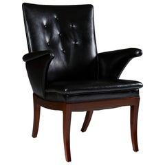 Armchair Designed by Frits Henningsen for Frits Henningsen, Denmark, 1932