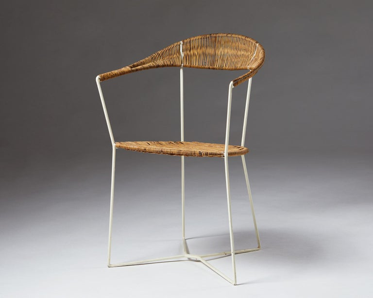 Armchair designed by Ivar Callmander, Sweden, 1920s For Sale 2