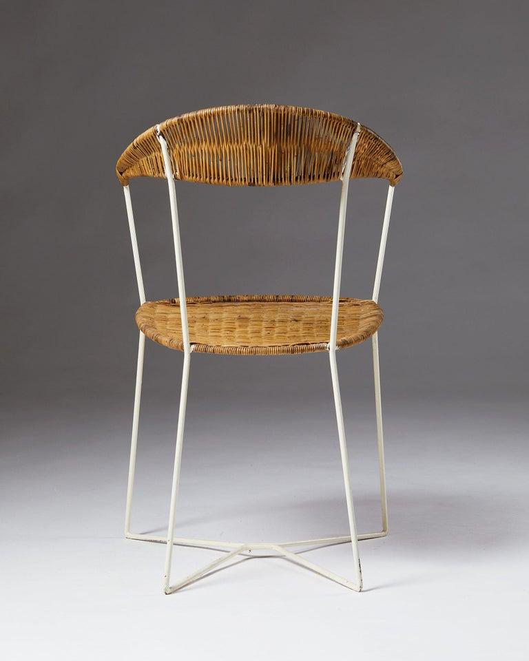 Swedish Armchair designed by Ivar Callmander, Sweden, 1920s For Sale