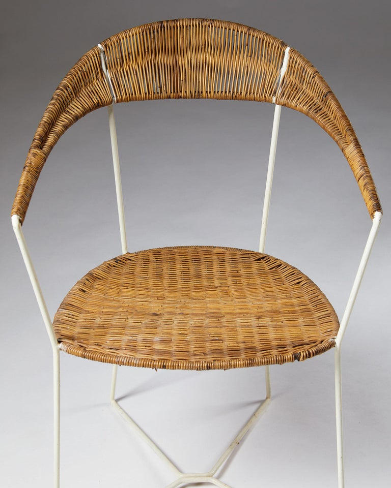Armchair designed by Ivar Callmander, Sweden, 1920s In Fair Condition For Sale In Stockholm, SE