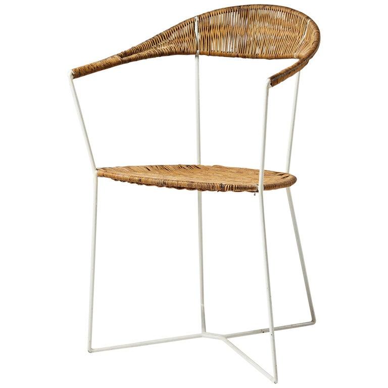 Armchair designed by Ivar Callmander, Sweden, 1920s For Sale