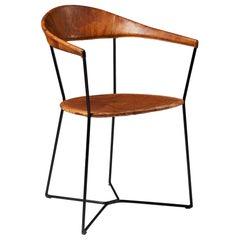 Armchair Designed by Ivar Callmander, Sweden, 1930s
