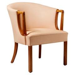 Armchair Designed by Jacob Kjaer, Denmark, 1950s