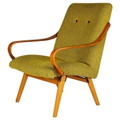 Armchair Designed by Jaroslav Šmidek for Ton, Czech Republic, 1960s