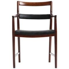 Armchair or Dining Chair by Helge Vestergaard Jensen