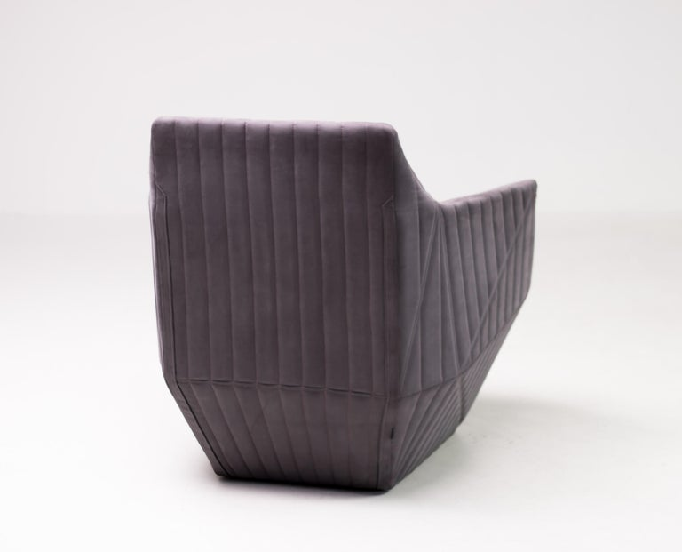 Contemporary Armchair Facett by Ronan & Erwan Bouroullec for Ligne Roset For Sale