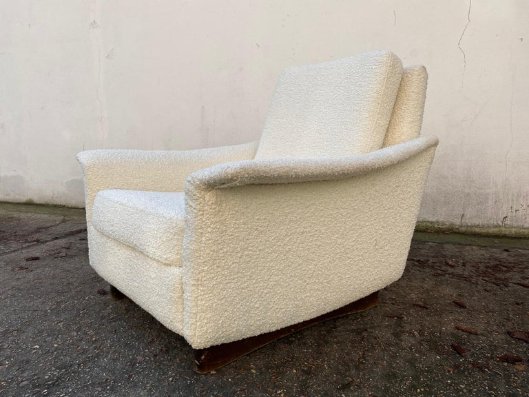 French Armchair for Steiner, France, 1960s For Sale