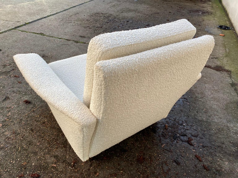 Armchair for Steiner, France, 1960s In Good Condition For Sale In Paris, FR