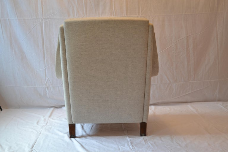 Armchair Fritz Hansen Designed by Folke Ohlsson for DUX, 1950s For Sale 1