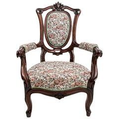 Armchair from circa 1900