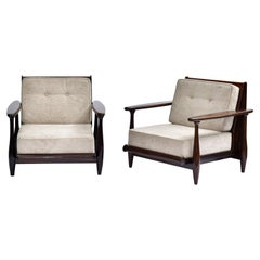 Armchair in Rosewood by Novo Rumo