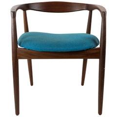 Armchair in Rosewood, Model Troja, Designed by Kai Kristiansen, 1960s