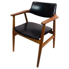 Armchair in Teak by Erik Kirkegaard and Glostrup Furniture, 1960s